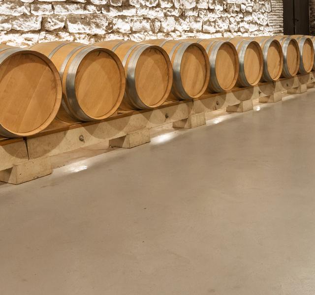 Dudadur Premium – Bodenbeschichtungen Weinbranche